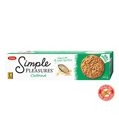 Simple Pleasures Oatmeal